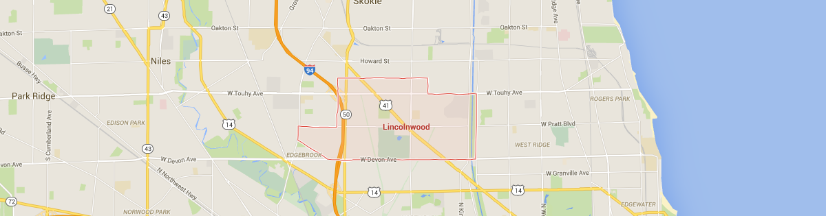 Lincolnwood Map